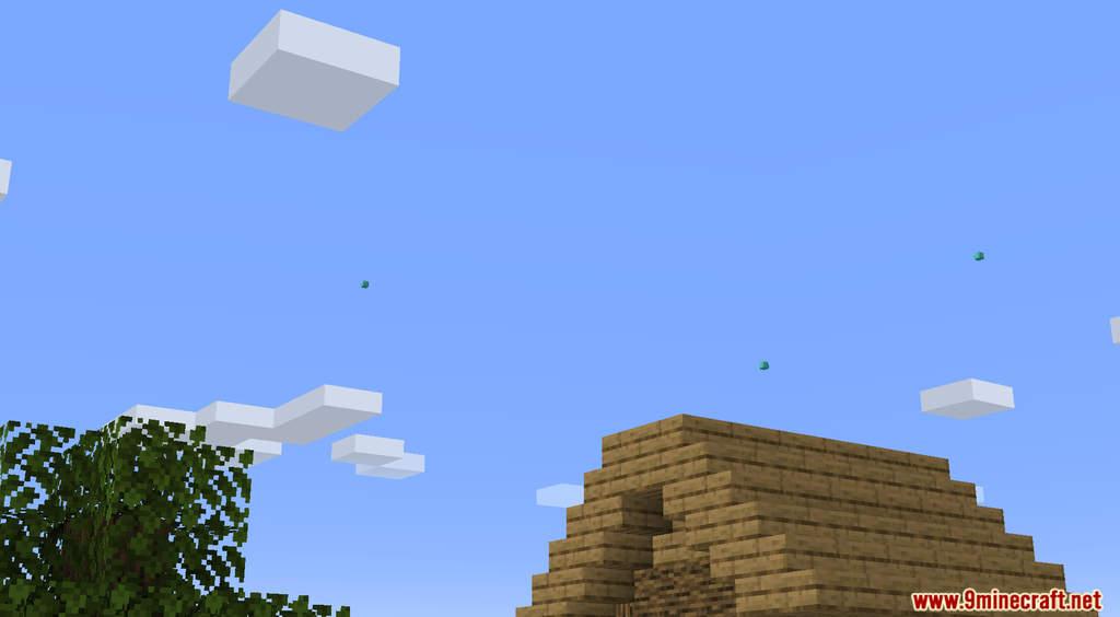 Minecraft But It's Raining Random Blocks Data Pack Screenshots (4)