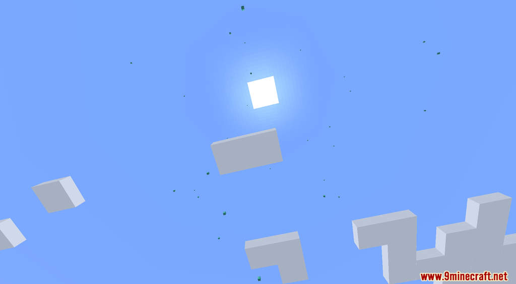 Minecraft But It's Raining Random Blocks Data Pack Screenshots (6)