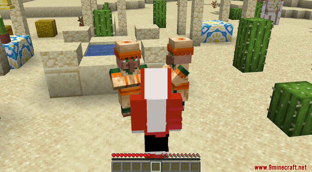 Minecraft But TNT Spawns Every Minute Data Pack Screenshots (7)