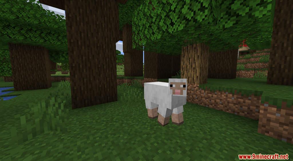 Minecraft But You Can Craft Creative Mode Data Pack Screnshots (2)