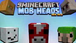 Mob Heads Data Pack Thumbnail