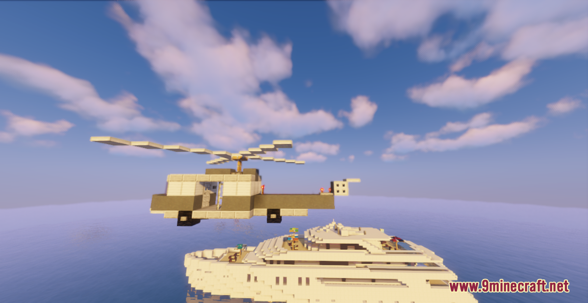 Modern Yatch Screenshots (7)