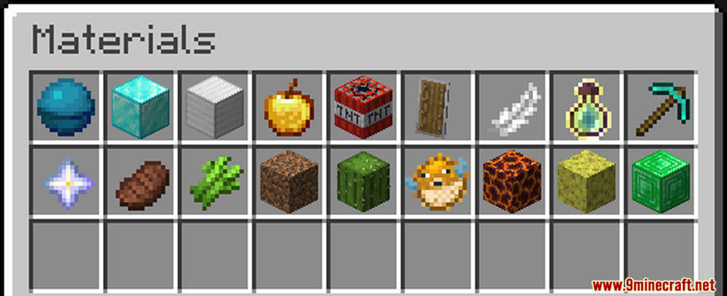 More Armor Data Pack Crafting Recipes (1)