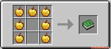More Armor Data Pack Crafting Recipes (5)