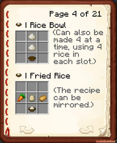 More Foods Data Pack Crafting Recipes (2)