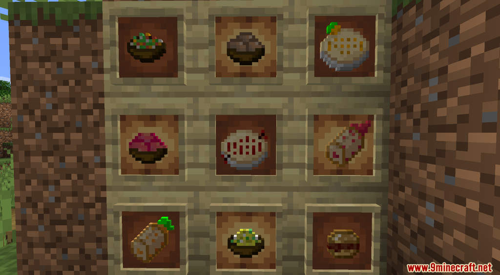 More Foods Data Pack Screenshots (11)