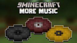 More Music Discs Data Pack Thumbnail