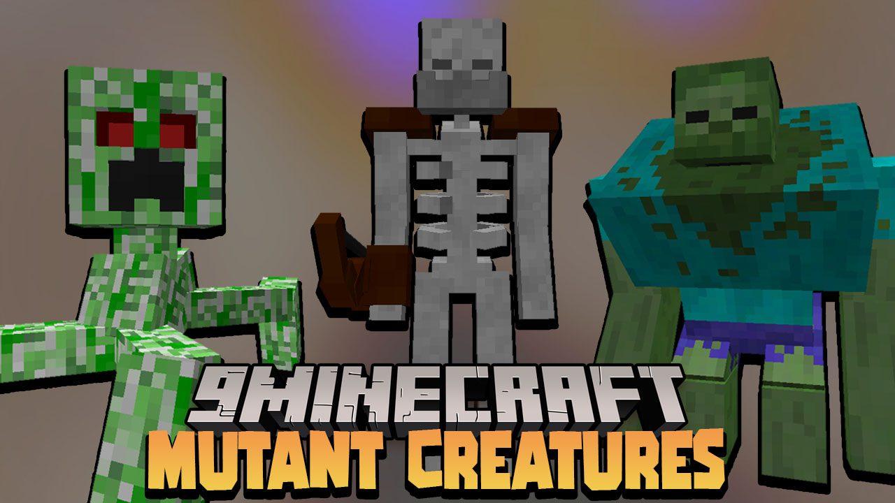 Mutant Creatures Data Pack Thumbnail