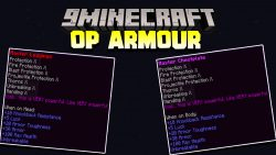 OP Armour Data Pack Thumbnail