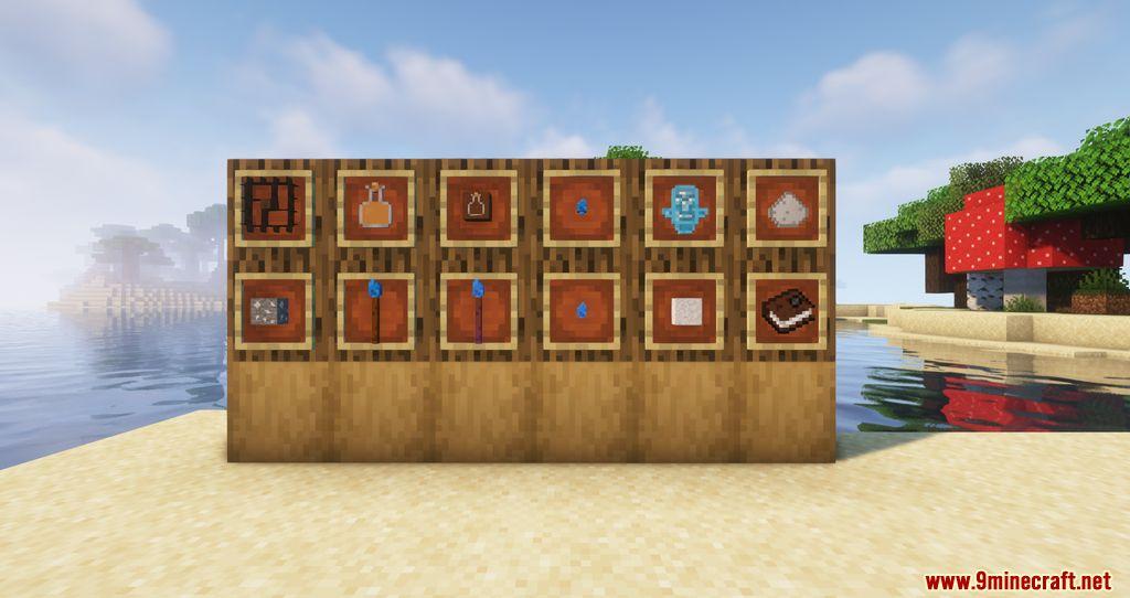 Oceanic equipment mod screenshots 01