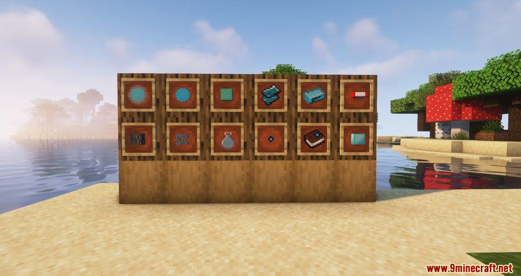 Oceanic equipment mod screenshots 02