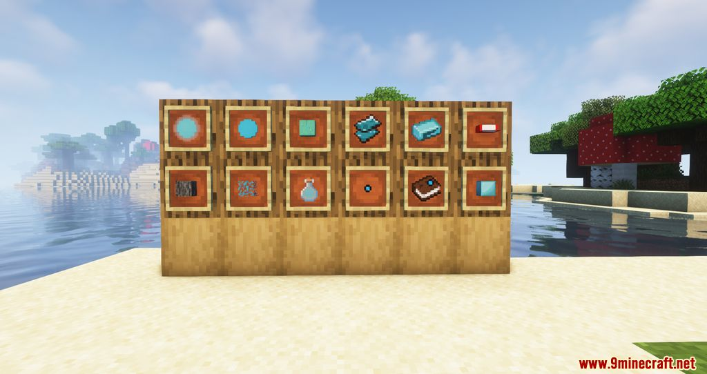 Oceanic equipment mod screenshots 03