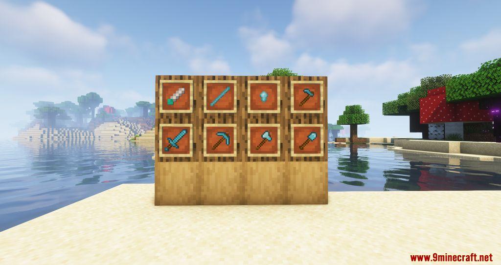 Oceanic equipment mod screenshots 04