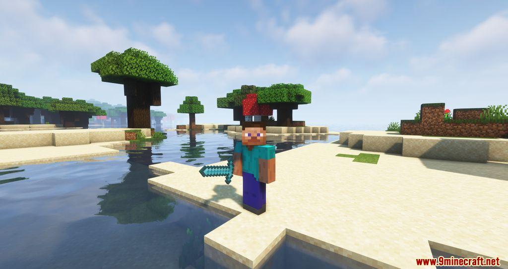 Oceanic equipment mod screenshots 05