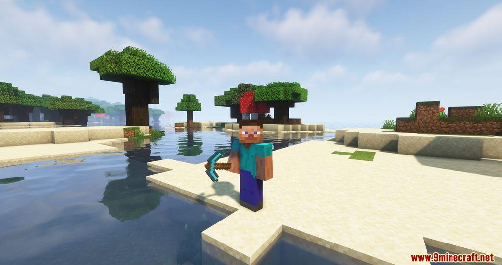 Oceanic equipment mod screenshots 06