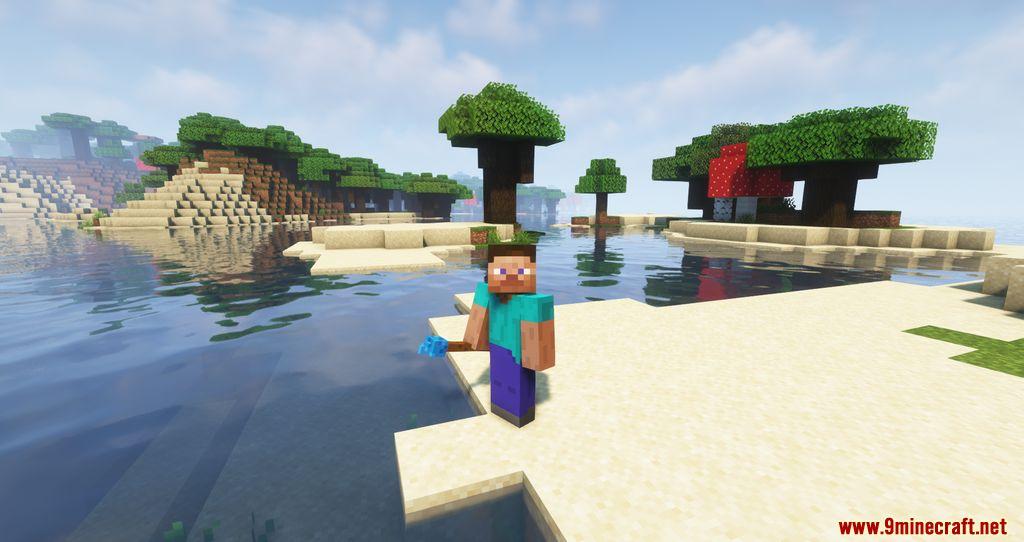 Oceanic equipment mod screenshots 07