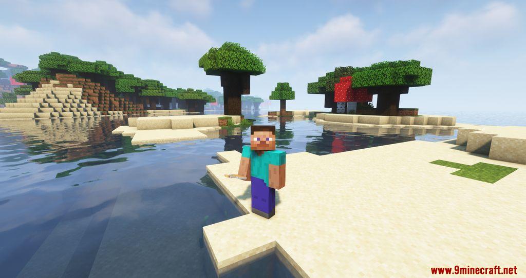 Oceanic equipment mod screenshots 09