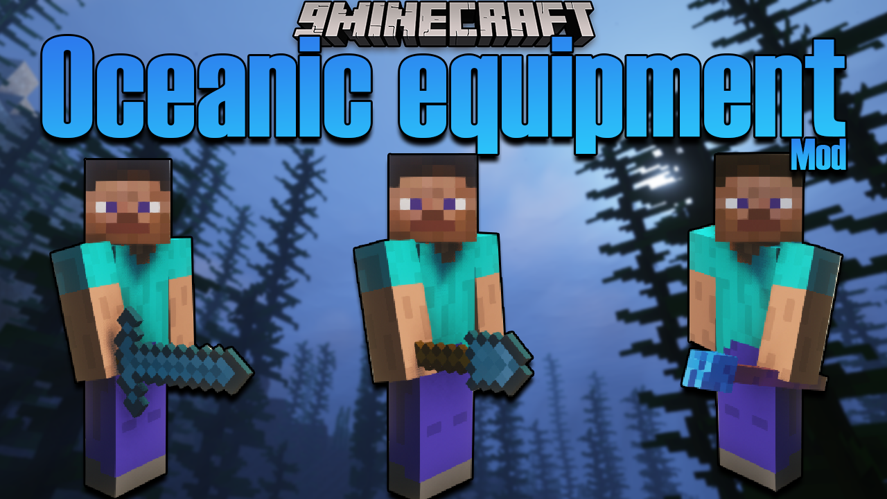 Oceanic equipment mod thumbnail