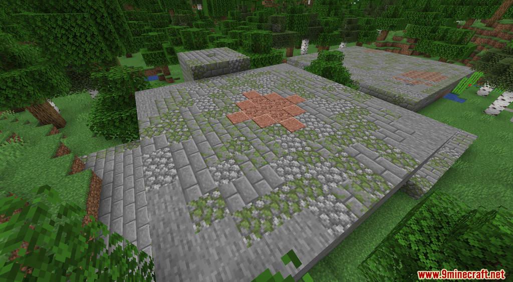 Overgrown Dungeon Data Pack Screenshots (1)