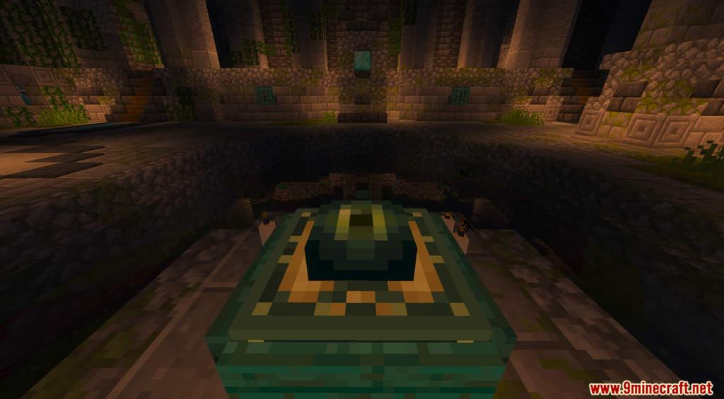 Overgrown Dungeon Data Pack Screenshots (10)
