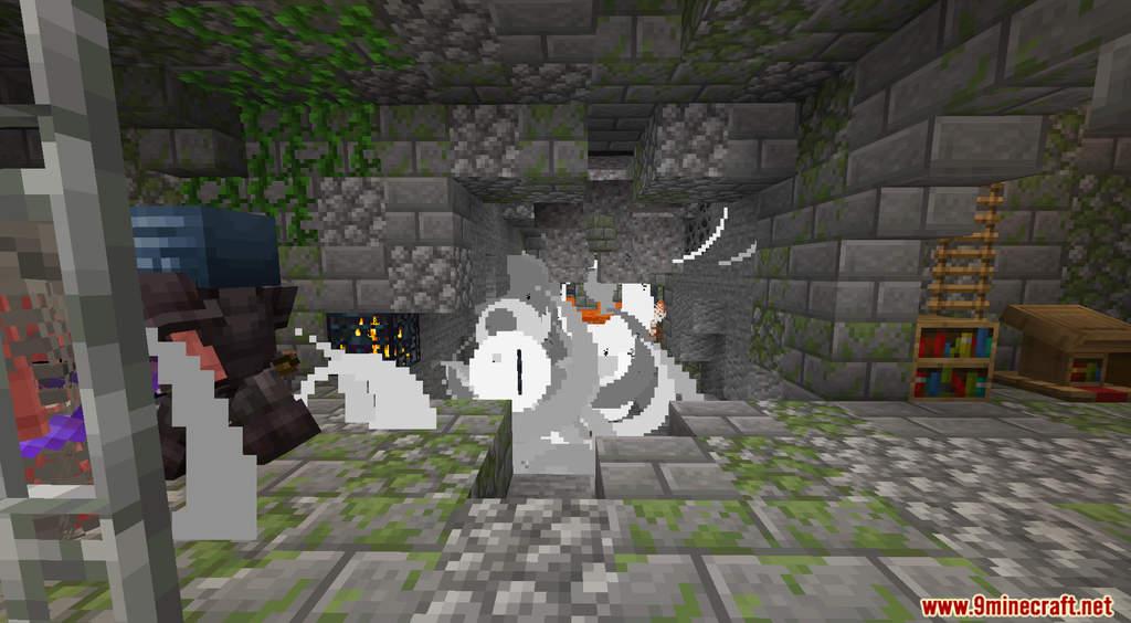 Overgrown Dungeon Data Pack Screenshots (5)