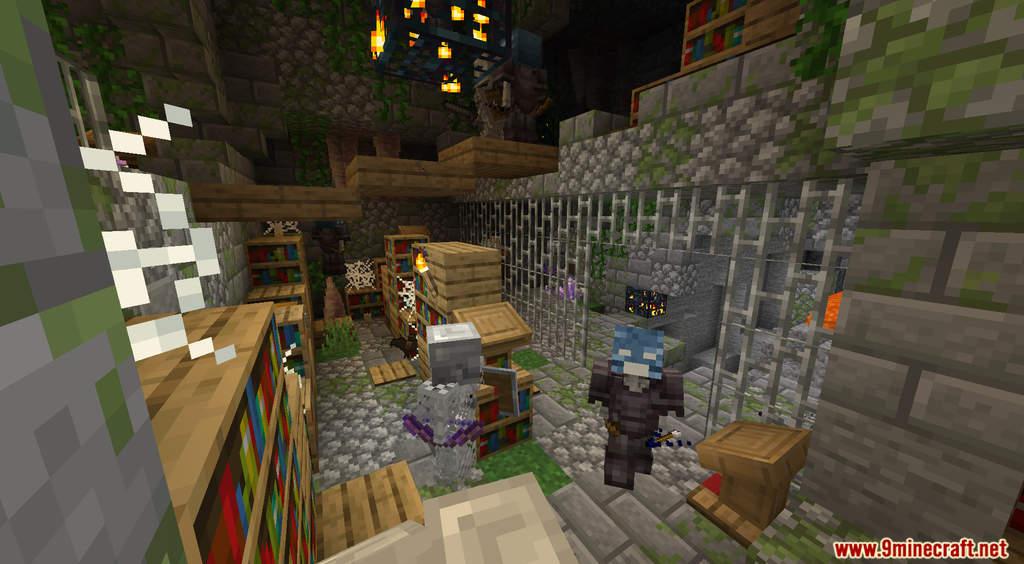 Overgrown Dungeon Data Pack Screenshots (6)