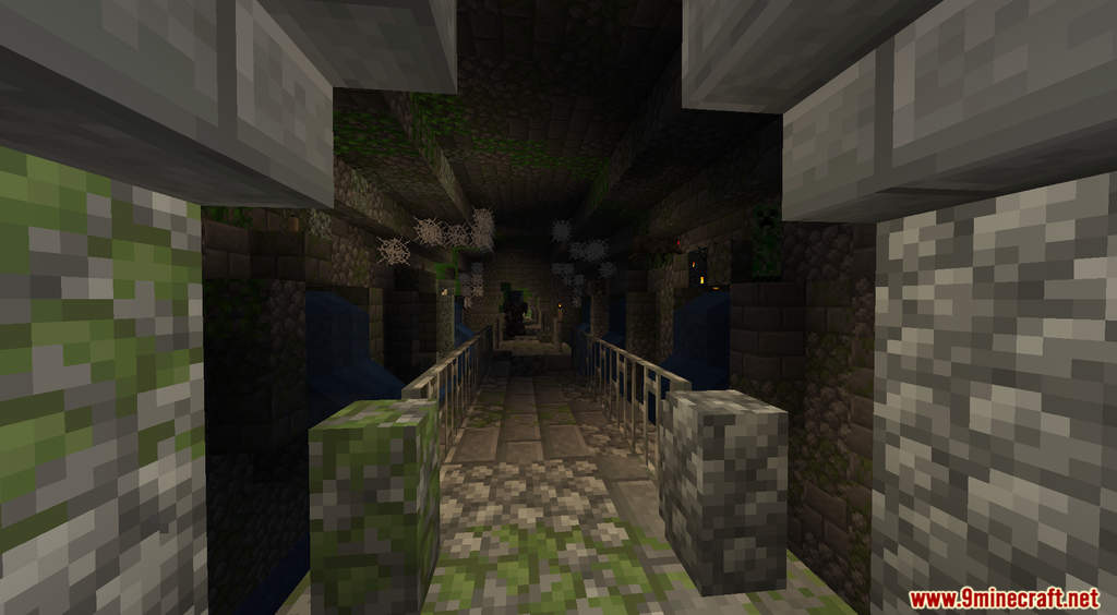 Overgrown Dungeon Data Pack Screenshots (7)
