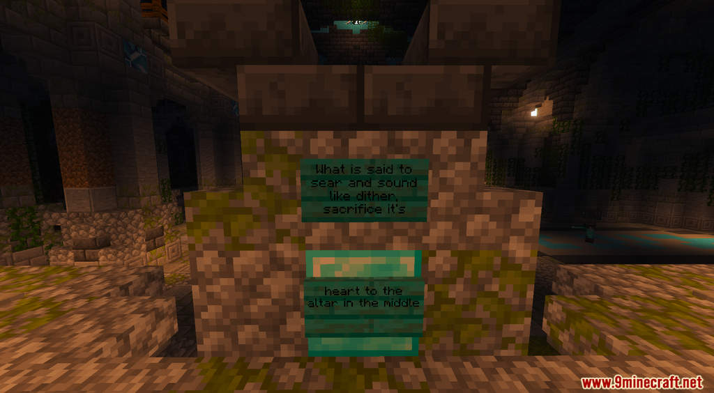 Overgrown Dungeon Data Pack Screenshots (9)