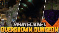 Overgrown Dungeon Data Pack Thumbnail