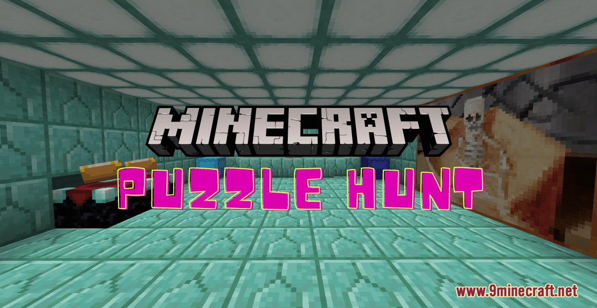 Puzzle Hunt Map