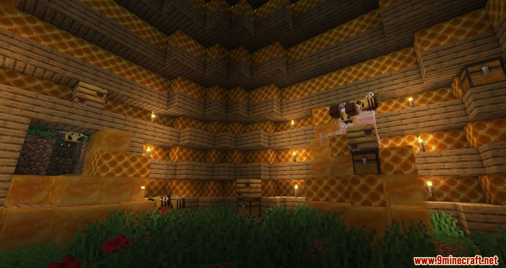 Queen Bee mod screenshots 07