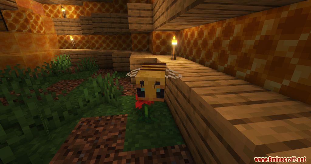 Queen Bee mod screenshots 08
