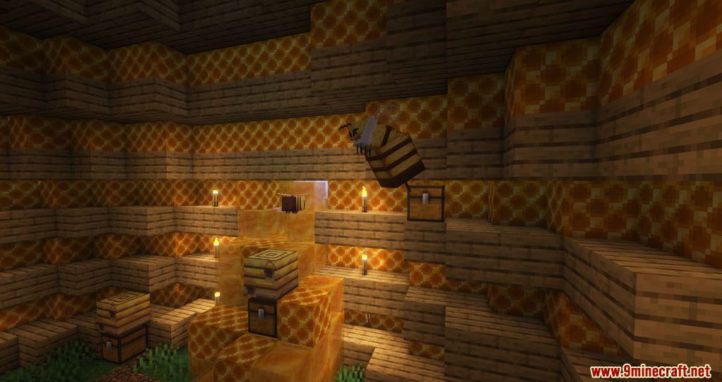 Queen Bee mod screenshots 09