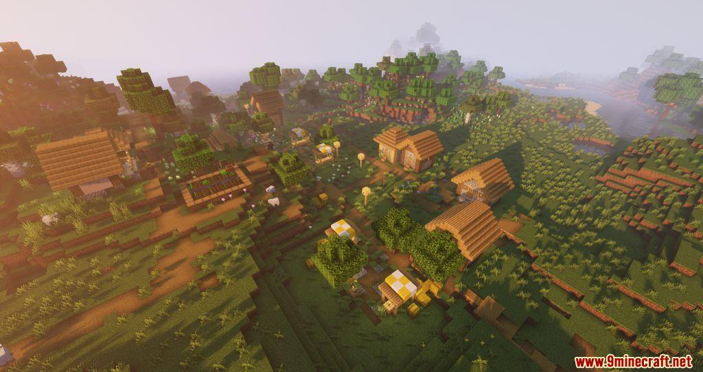 Regrowth mod screenshots 03