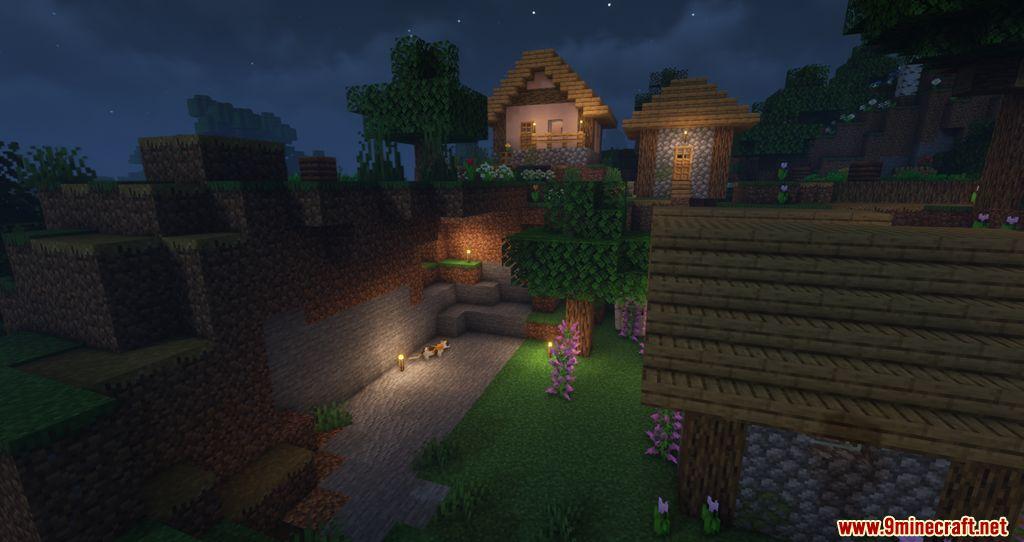 Regrowth mod screenshots 05