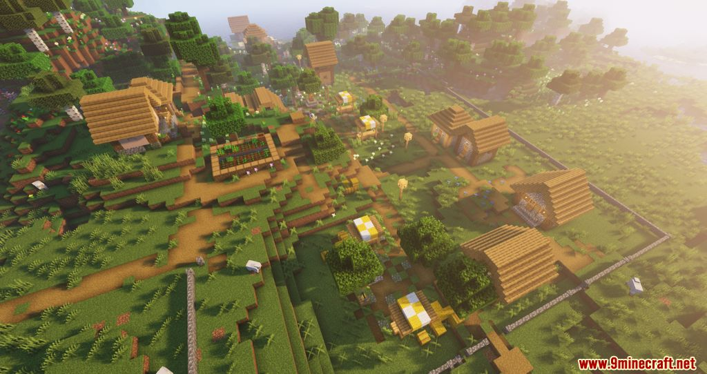 Regrowth mod screenshots 06