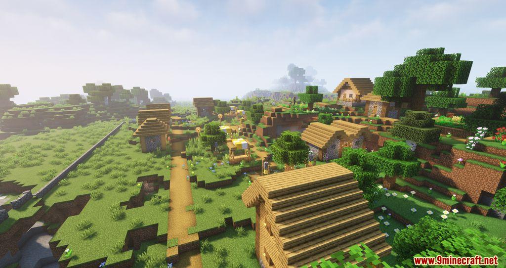 Regrowth mod screenshots 09