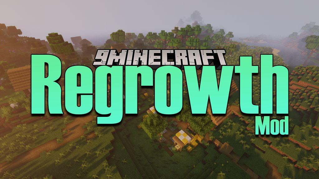 Regrowth mod thumbnail