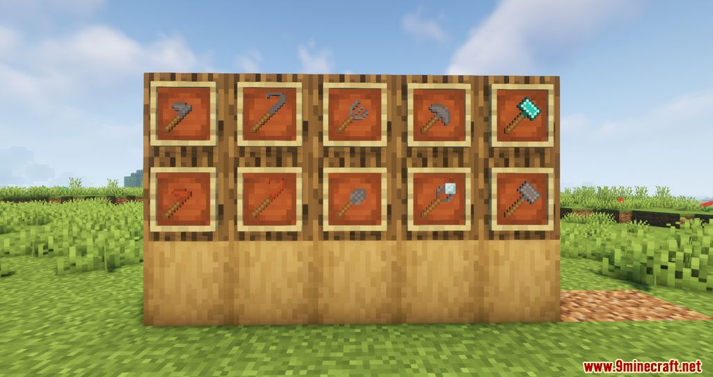 Resource Tools mod screenshots 01