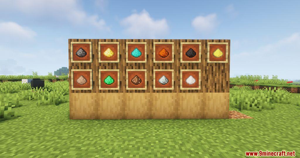 Resource Tools mod screenshots 02
