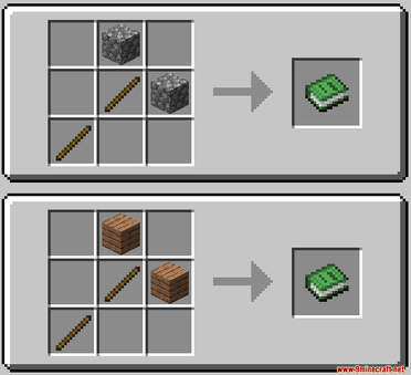 SkyHammers Data Pack Crafting Recipes (2)