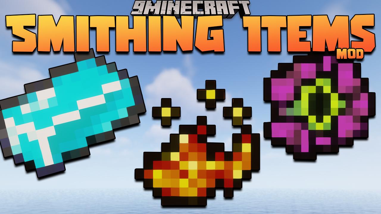 Smithing Items mod thumbnail