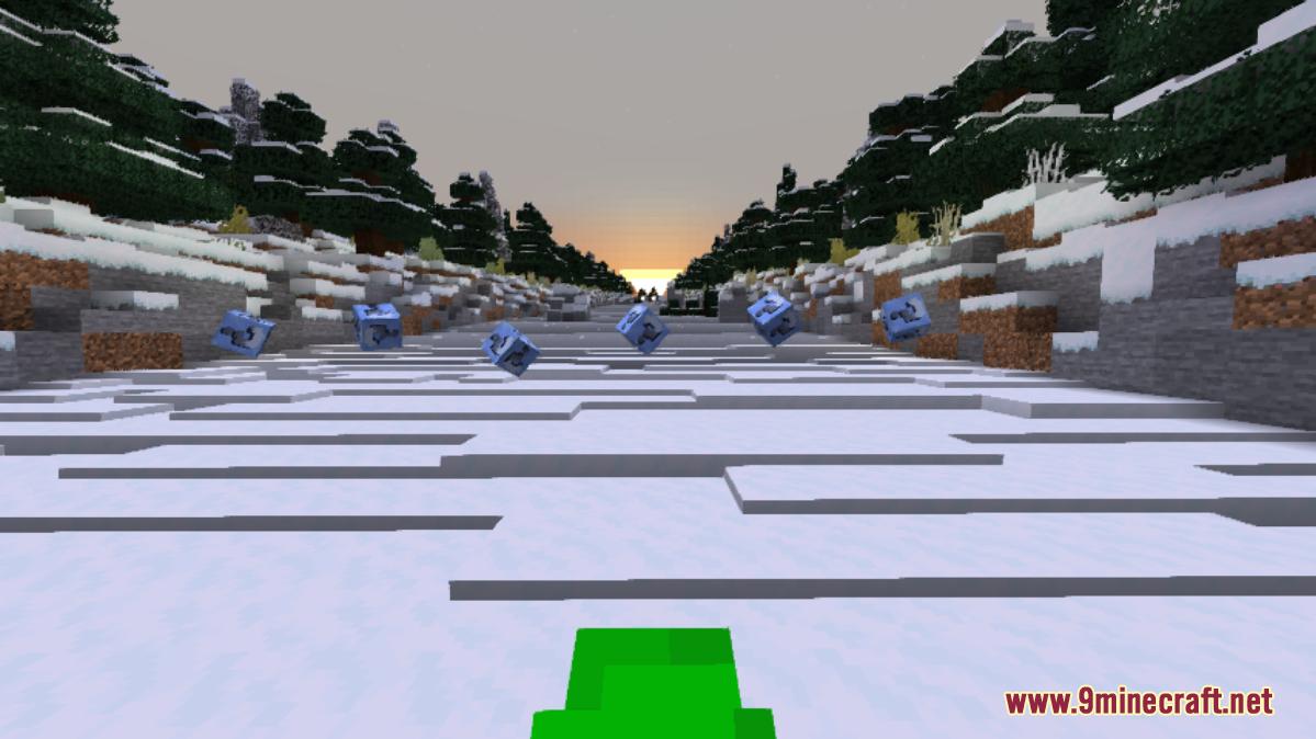 Snow Rush Screenshots (2)