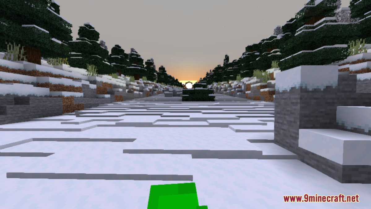 Snow Rush Screenshots (3)