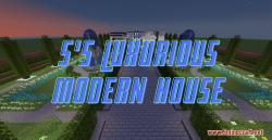 S's Luxurious Modern House Map