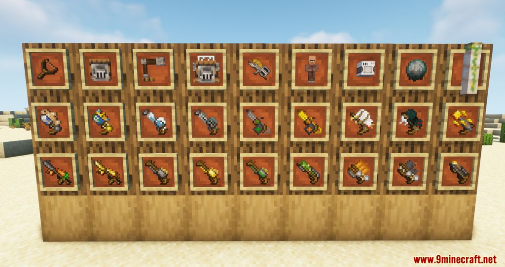 Stupid Weapons mod screenshots 01