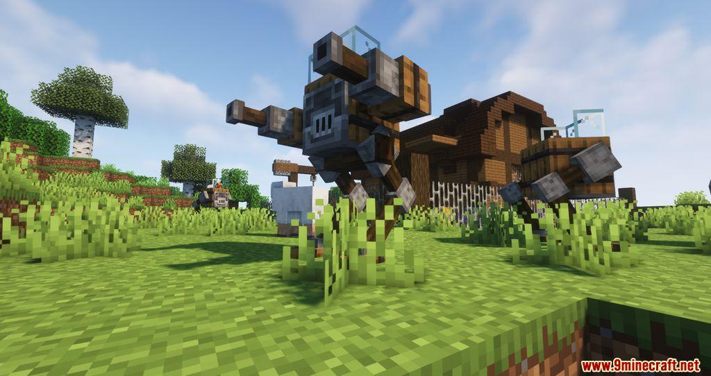 Stupid Weapons mod screenshots 08