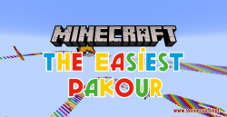 The Easiest Parkour Map