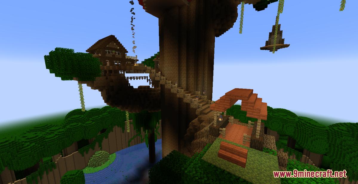 Treetop Town Hunt Screenshots (4)