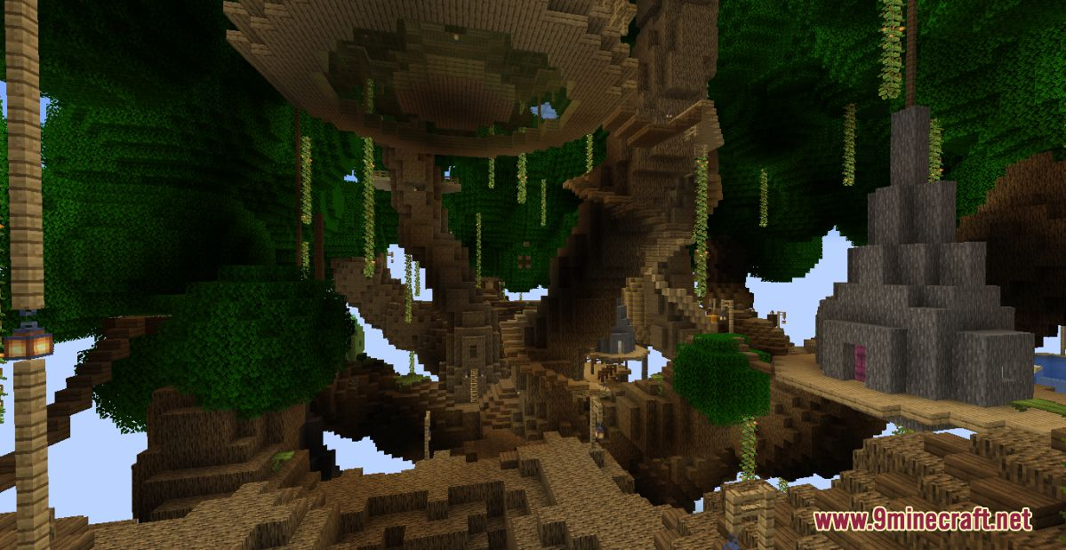Treetop Town Hunt Screenshots (7)